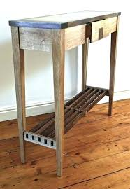 Corner Entry Table Entryway Table With Storage Front Door Storage Bench Hallway Bench