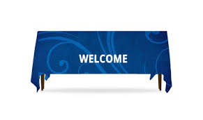 Welcome Table Flourish Welcome Table Throw Church Banners Outreach Marketing