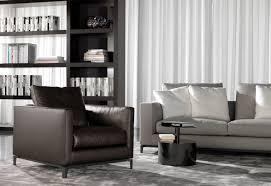 Minotti Armchair Andersen Easy Chair By Minotti Stylepark