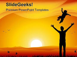 Meme Background Template - father powerpoint templates slides and graphics