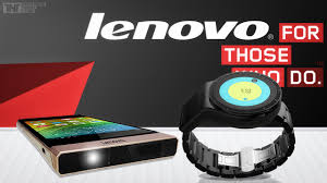 Latest Electronic Gadgets by Dual Screen Smartwatch Projector Smartphone Latest By Lenovo