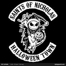 gear nightmare before saints of nicholas shirt