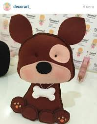 444 best felt dogs images on felt dogs dogs and
