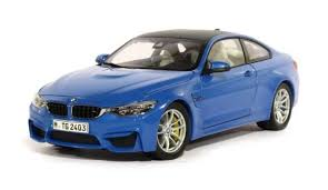 bmw m3 miniature bmw m4 coupe f82 1 18 scale model miniature car marina blue