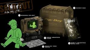 bethesda hits factory limit for fallout 4 u0027s pip boy edition mweb