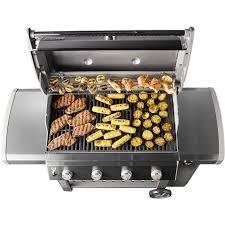 backyard grill 4 burner genesis ii e 410 gas grill