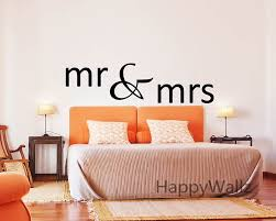 online get cheap wall stickers mr amp mrs aliexpress com mr mrs love quotes wall sticker diy decorative mr mrs love quotes vinyl wall decal bedroom wall decor custom colors q146