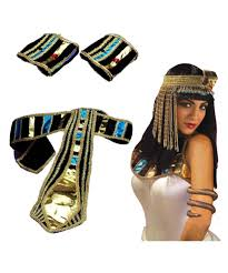 cleopatra elegant queen accessory kit