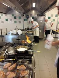 epreuve mof cuisine école hôtelière avignon