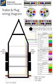 four wire trailer wiring diagram download wiring diagram
