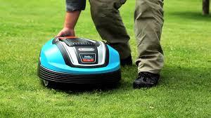 gardena robotic lawnmower r40li r70li r80li installation chapter