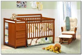 Sears Changing Table Size Of Crib And Changing Table Combo Sears Baby Cribs