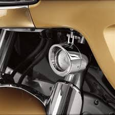 goldwing driving lights reviews show chrome accessories gold wing mini halogen driving light kit