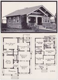 bungalow home plans interior elements of craftsman style house plans bungalow company