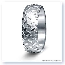 mens wedding band with diamonds silverstein imagines sterling silver diamond plate design
