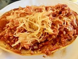 cuisiner courgette spaghetti courge spaghetti bolognaise tambouille délices