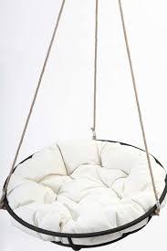 rocking papasan chair vintage 1950s mid century rattan footed