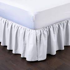 Bed Skirt With Split Corners Modern Quilts Bedspreads And Coverlets Ebay