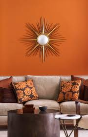 shades of orange best orange paint colors
