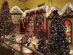 Christmas Lights Colorado Springs Christmas Decorations Lobby Area Picture Of Hotel Colorado