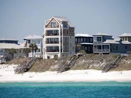 house vacation rental in inlet beach panama city beach fl usa
