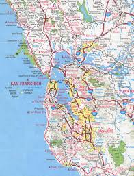 Cool Maps Map Of San Francisco Bay Area California You Can See A Map Of