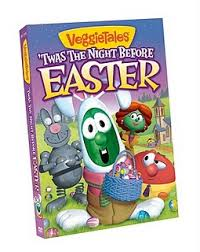 veggie tales easter veggie tales twas the before easter review and giveaway