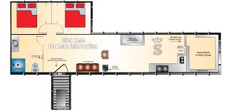 bunker floor plans and pricing for models of various sizes rising