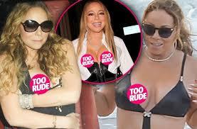Oh hi Mariah Carey Scandal Shack