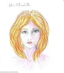 whatafinethrowaway takes lsd and draws herself to show drug u0027s