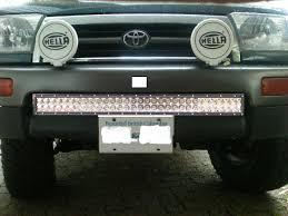 tacoma grill light bar led light bar in this location toyota 4runner forum largest