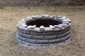 Firepit Blocks It S The Pits Bower Power