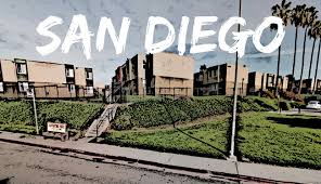 Los Angeles Gangs Map Territory by The San Diego Ghetto And Gangs Of Southern California