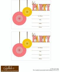 33 best party invites images on pinterest free printables