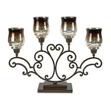 interior candle holder fireplace candelabra for traditional