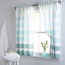 Kitchen Window Curtains by Bathroom Curtain Glass Decorate The House With Beautiful Curtains