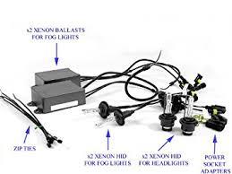 hid fog light ballast amazon com cpw tm xenon hid d2s low beam fog light bulb