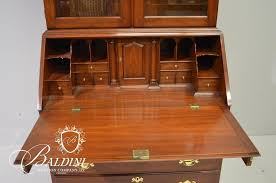 Henkel Harris Desk Baldini Auction Auction Fine Art Furniture Silver And More