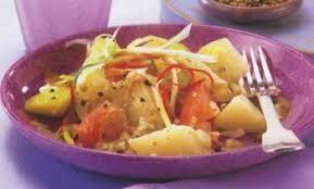 cuisiner des chayottes salade de chayottes recettes de cuisine des iles