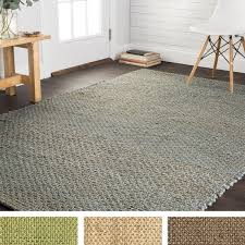 7 jute rug woven jute rug 7 9 x 9 9 free shipping today