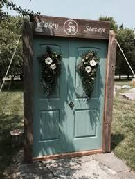 Bargain Barn Willow Springs Nc 35 Rustic Old Door Wedding Decor Ideas For Outdoor Country