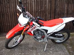 honda crf250l 2015 65 plate in steyning west sussex gumtree