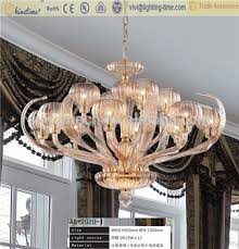 european fashion contracted designer chandeliers example room