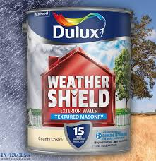 dulux weather shield exterior walls masonry paint textured