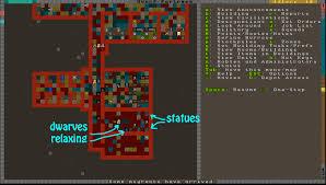 Dwarf Fortress Bedroom Design 15 0 U2013 Happy Dwarfs And Nobles I Play Dwarf Fortress And You