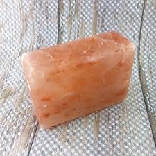 himalayan salt himalayan salt bar re mineralize take a salt bath 12 15oz