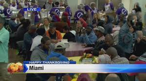 feed the homeless on thanksgiving south fla organizations help feed homeless needy on