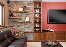 themed shelves wall shelves design floating shelves on brick wall design