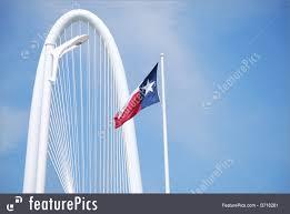 Texas State Flag Bridge Architecture Texas And Spain Stock Photo I3718281 At