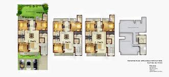 dlf hyde park new chandigarh floor plans of official independent